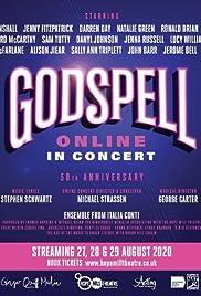 Godspell: 50th Anniversary Concert Poster