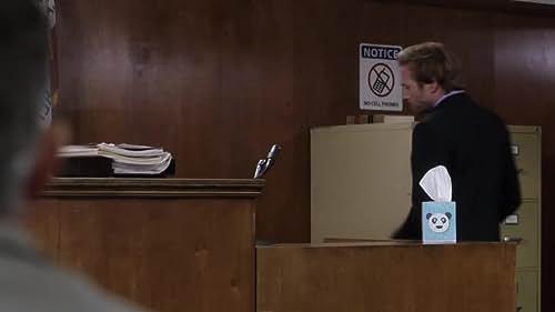 Bad Judge: Court Room