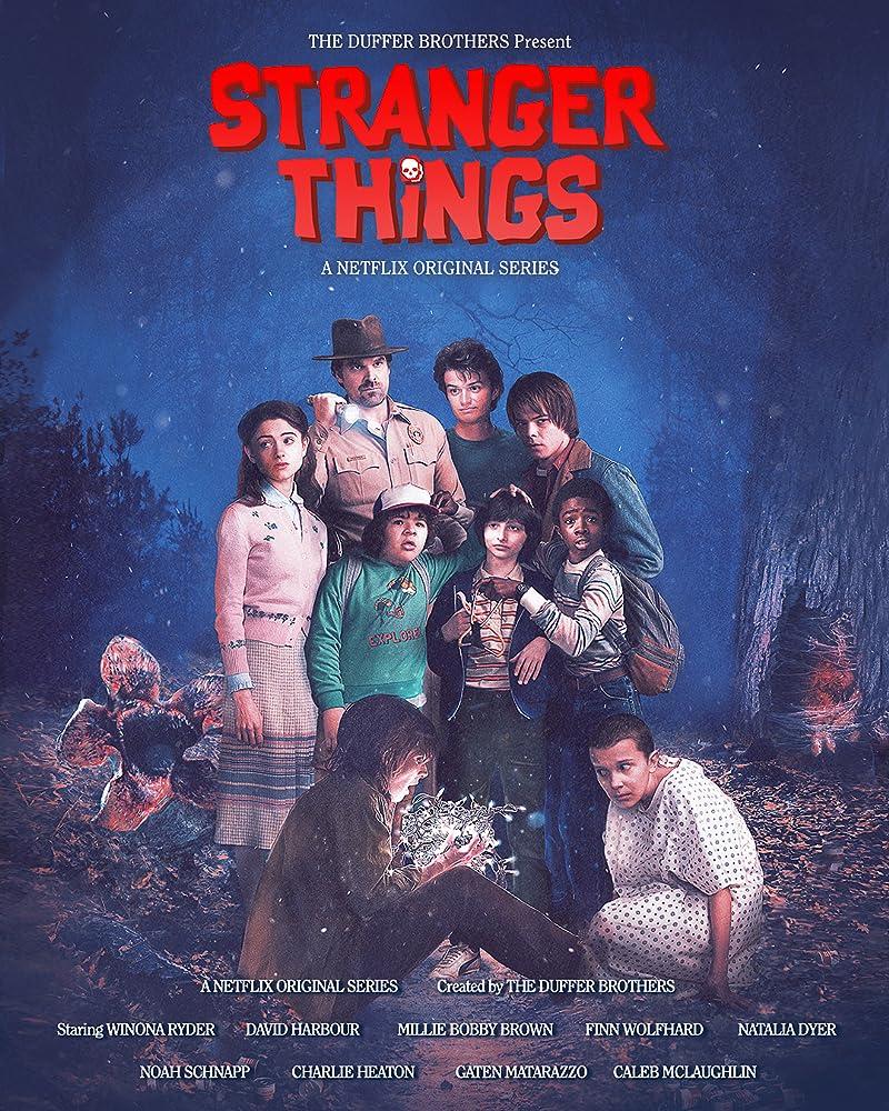 Stranger Things 2016