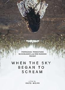 When the sky began to scream