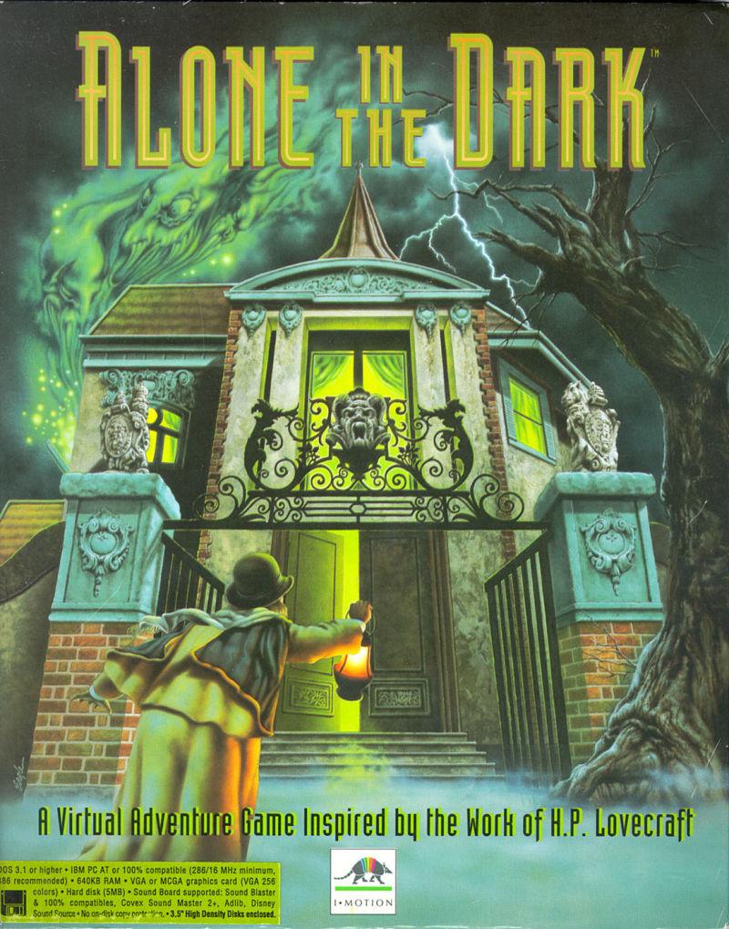 Alone In The Dark Video Game 1992 Imdb