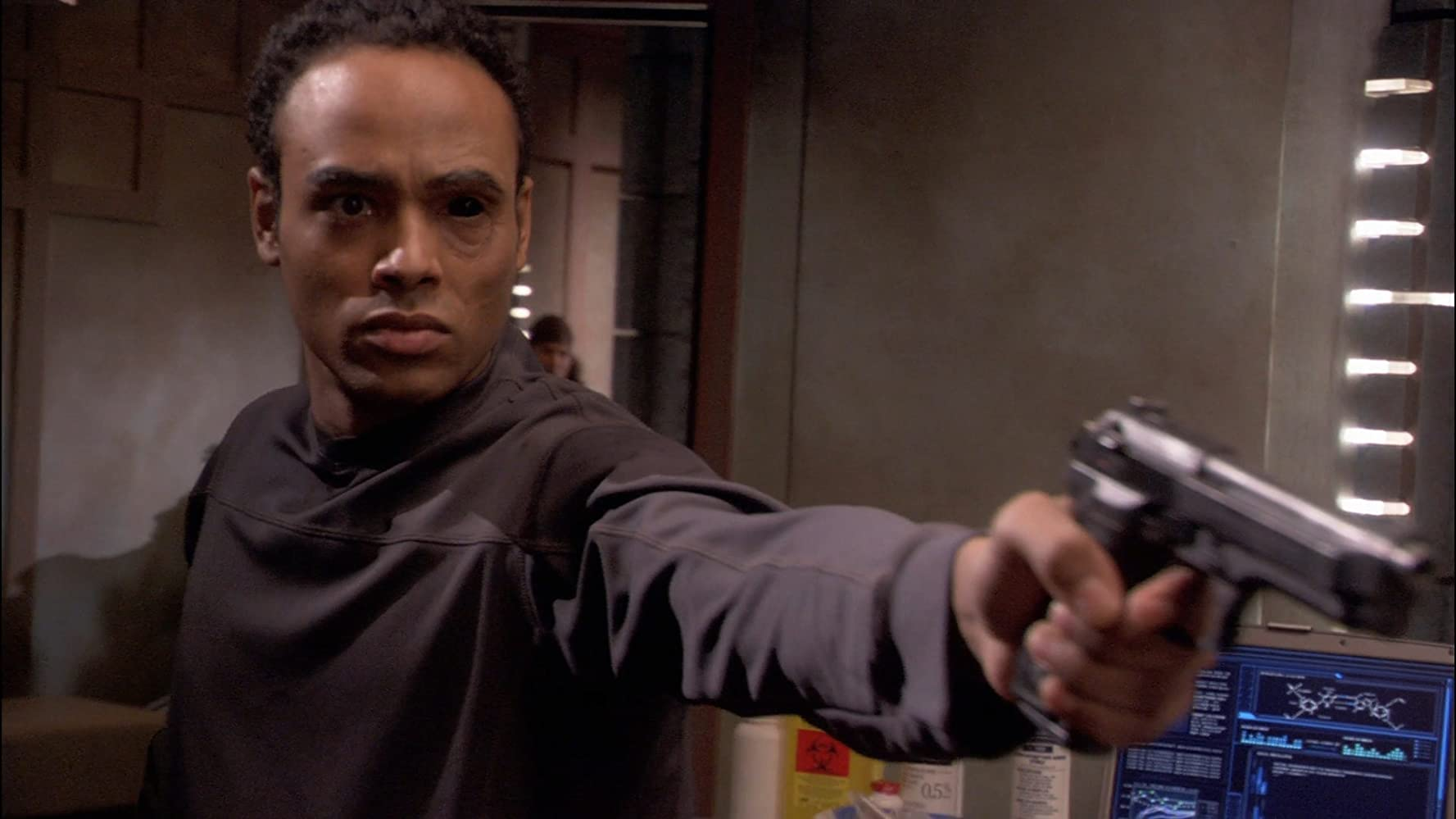 Rainbow Francks in Stargate: Atlantis (2004)
