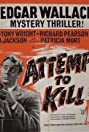 Attempt to Kill (1961) Poster
