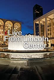 Live from Lincoln Center Poster