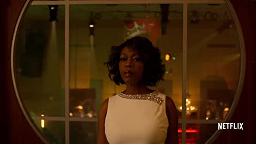"""Harlem can only handle one devil at a time. Season 2 of """"Luke Cage"""" debuts on Netflix June 22, 2018"""