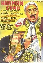 Harman sonu Poster
