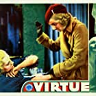 Carole Lombard and Mayo Methot in Virtue (1932)