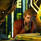 Scott Porter and Adam Harrington in Guardians of the Galaxy: The Telltale Series (2017)