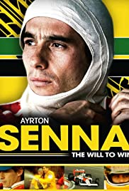 Ayrton Senna: The Will to Win Poster