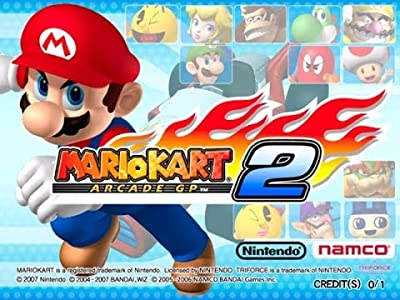 Mario Kart Arcade GP 2 in hindi 720p
