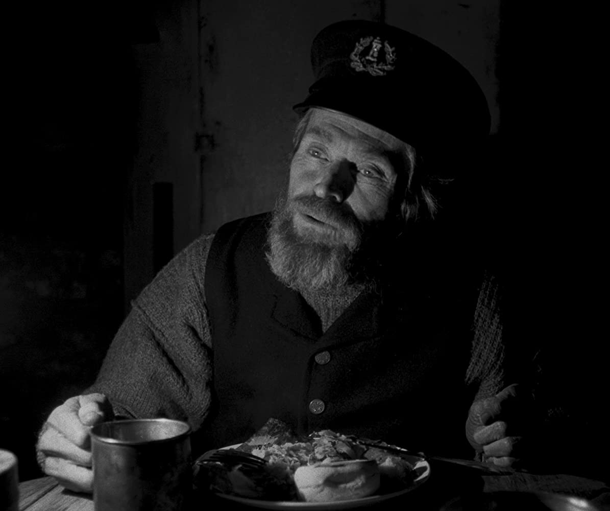 Willem Dafoe in The Lighthouse (2019)
