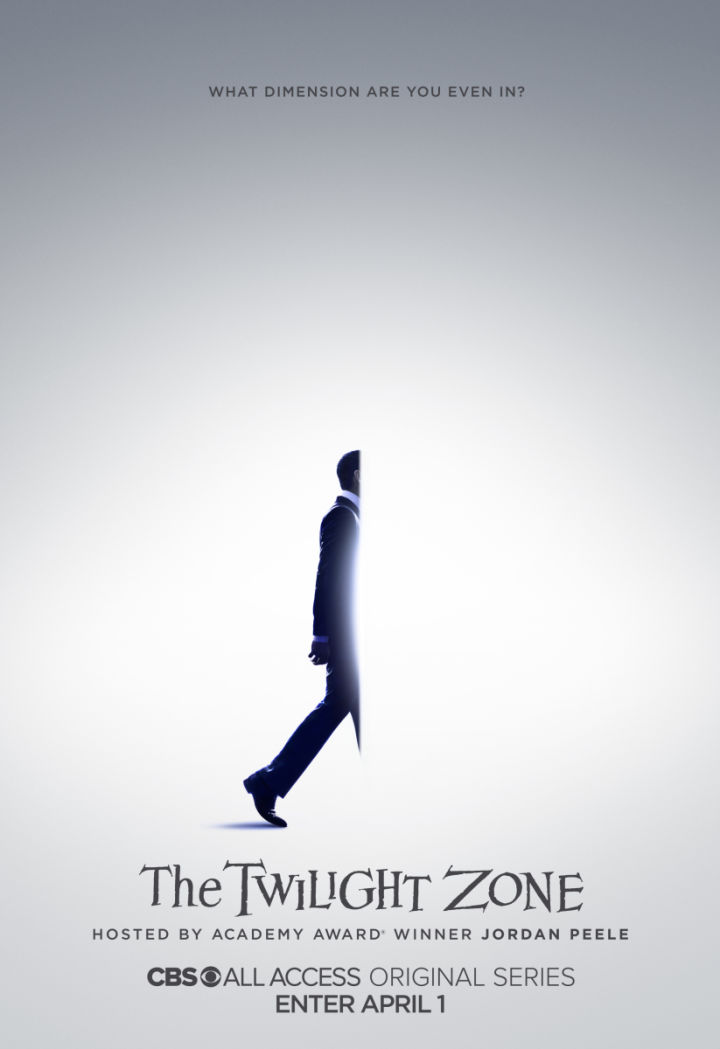 THE TWILIGHT ZONE (1 Sezonas)