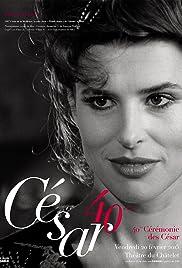 40ème nuit des Césars Poster