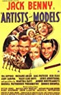 Artists and Models Abroad (1938) Poster