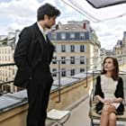 Isabelle Huppert and Louis Garrel in Les fausses confidences (2017)