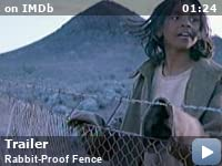 Rabbit Proof Fence 2002