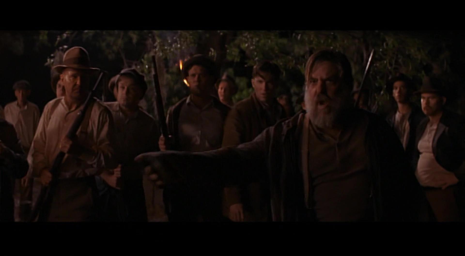 Bruce McGill in Rosewood (1997)