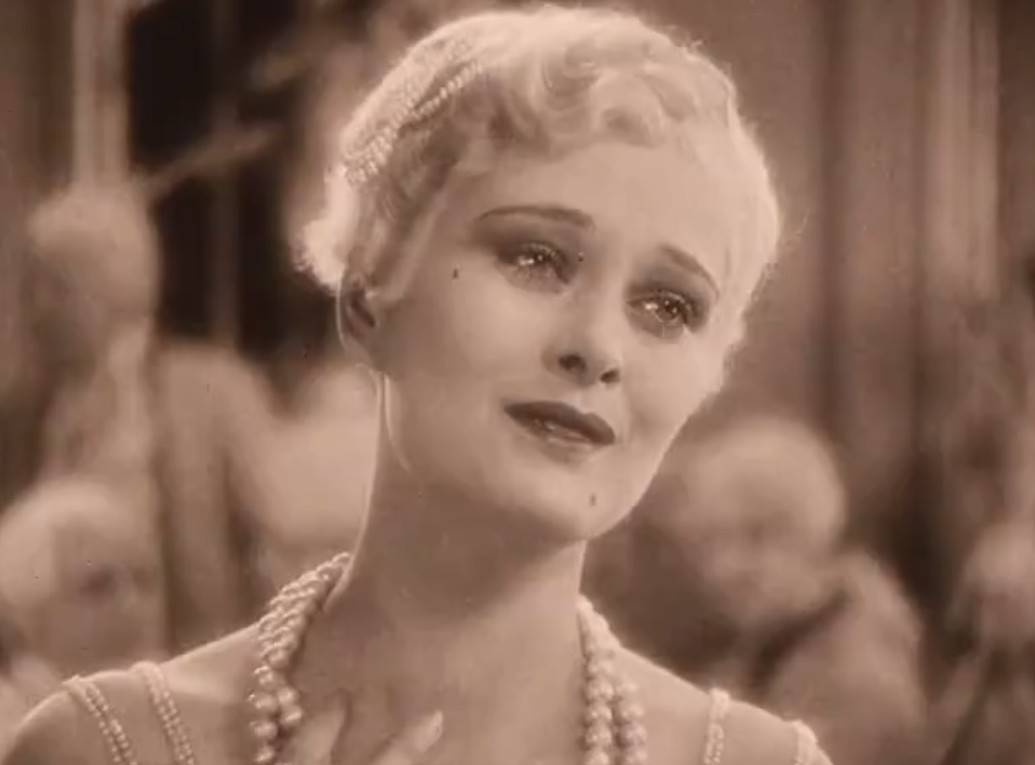 Dolores Costello in When a Man Loves (1927)