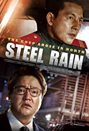 Steel Rain (2017) Korean Movie 480p BluRay 300MB With Bangla Subtitle