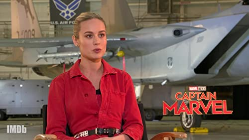 Brie Larson Embraces Captain Marvel's Flaws