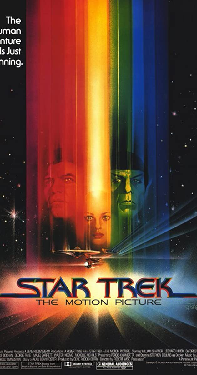Subtitle of Star Trek: The Motion Picture