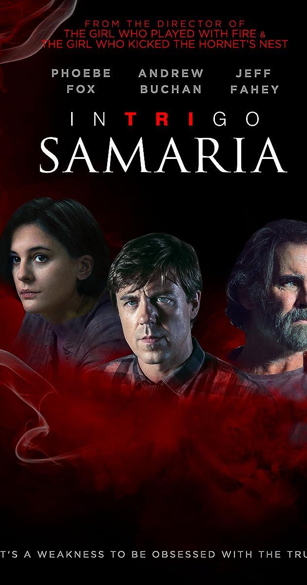 Subtitle of Intrigo: Samaria