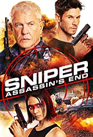 Sniper: Assassin's End Poster