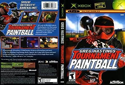Direct downloadable movies Greg Hastings Tournament Paintball USA [480x800]