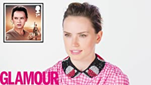 Daisy Ridley Talks Star Wars Fan Theories, Strange Merchandise and the Chewbacca Voice Glamour