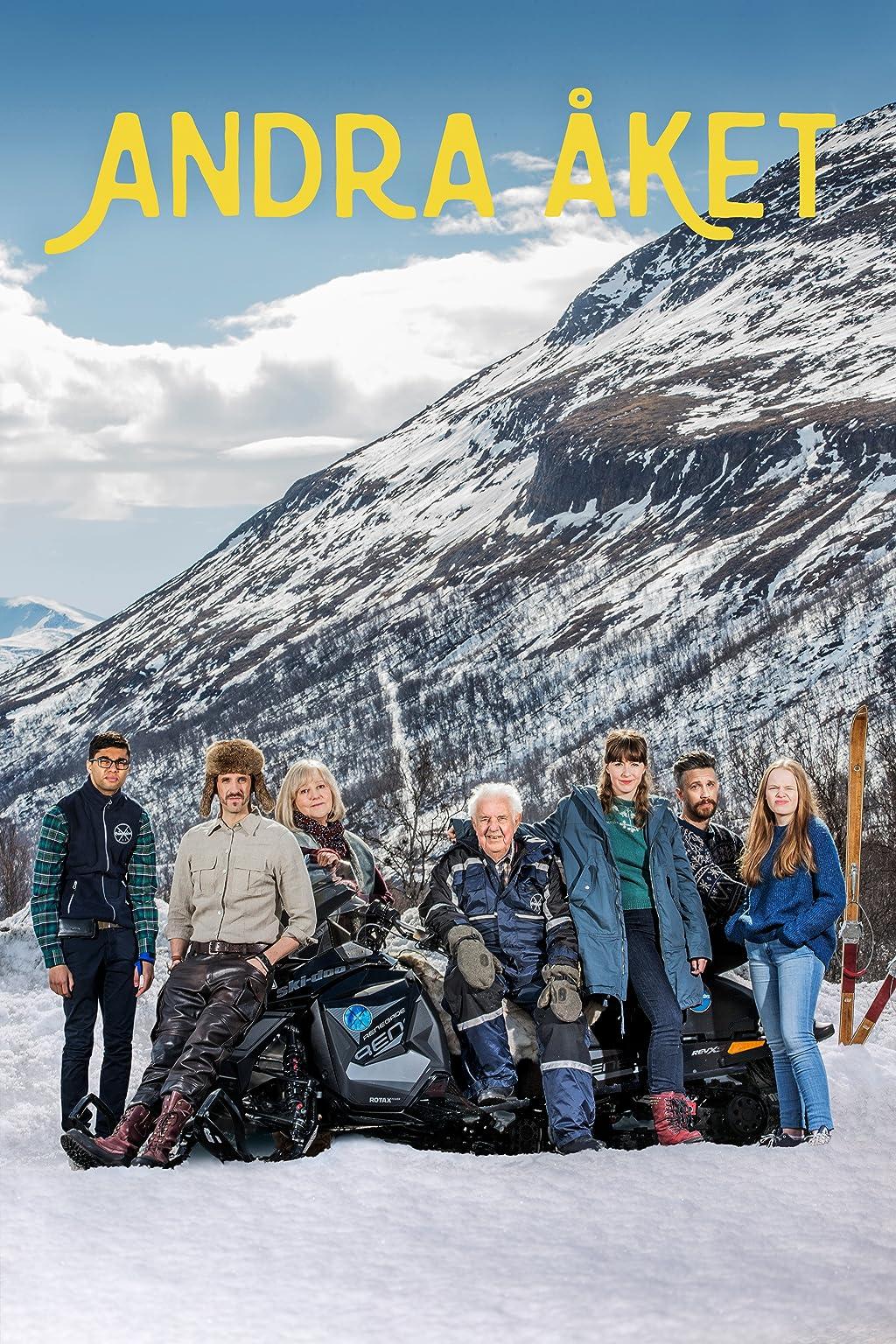 Poster Andra Åket