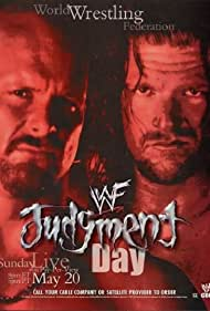 Steve Austin and Paul Levesque in WWF Judgment Day (2001)
