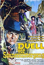 Duel at Sundown Poster