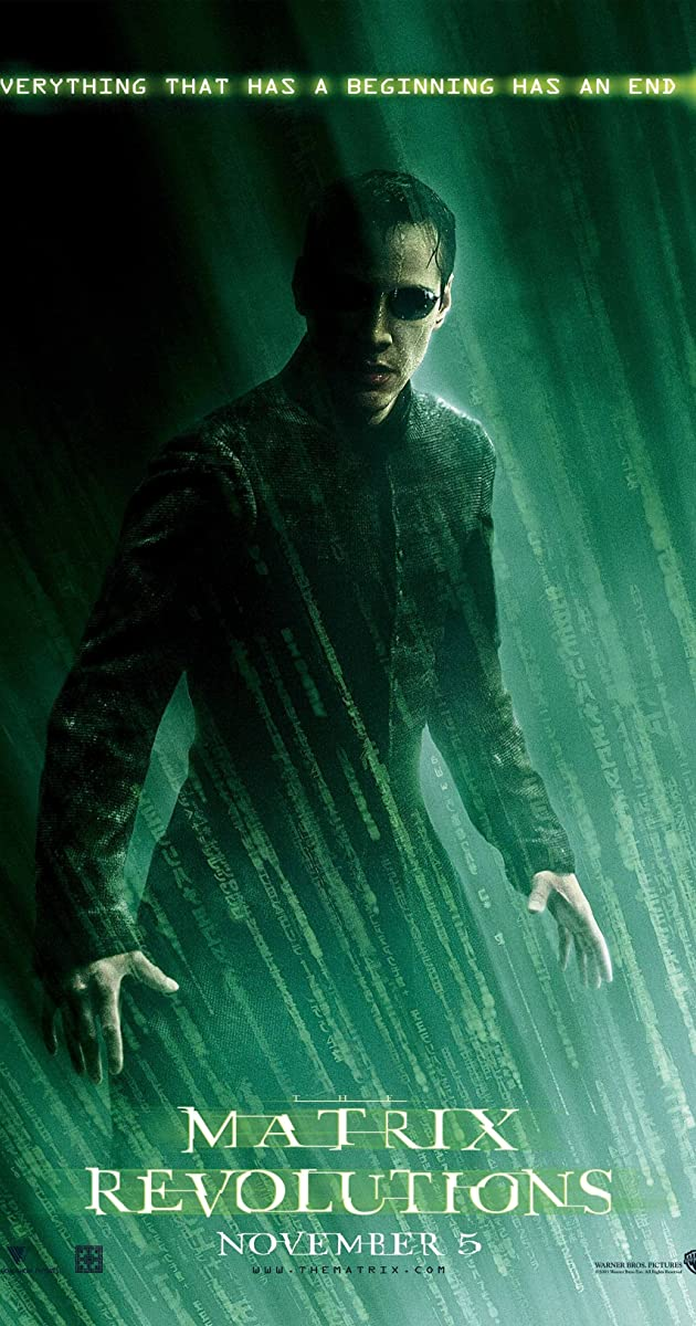 The Matrix Revolutions (2003) - IMDb