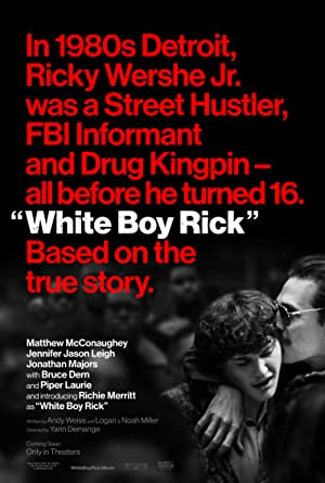 White Boy Rick Full Movie For Free Online