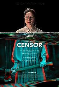 Niamh Algar in Censor (2021)