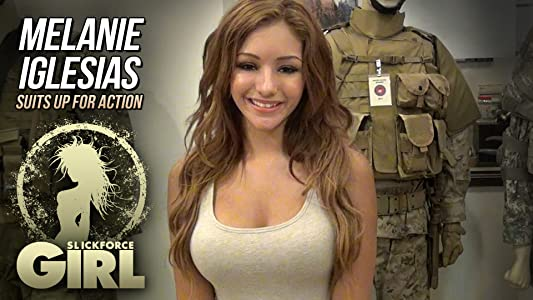 Can download imovie online Melanie Iglesias Suits Up for Action by none [Ultra]