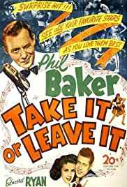 Take It or Leave It Poster