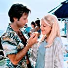 Tori Spelling and Scott Plank in Co-ed Call Girl (1996)