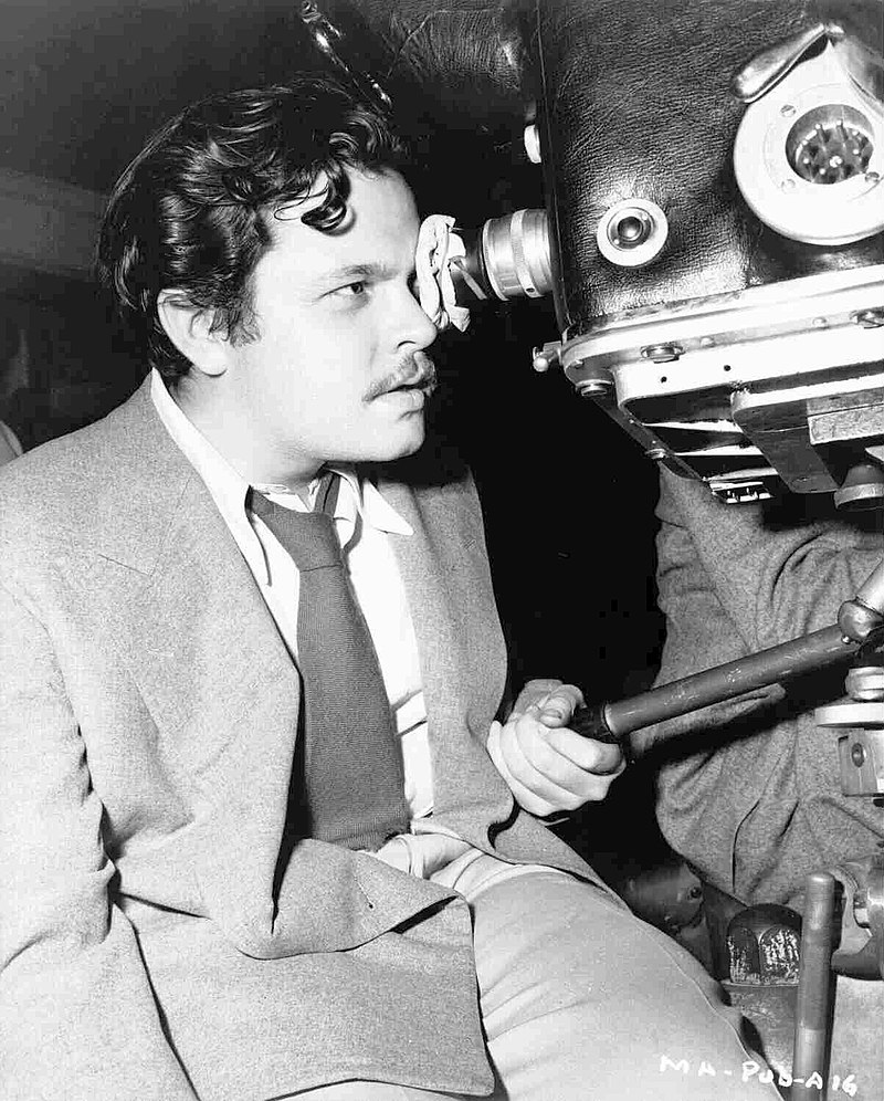 Orson Welles in The Magnificent Ambersons (1942)