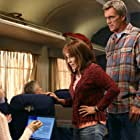Patricia Heaton, Neil Flynn, and Eden Sher in The Middle (2009)