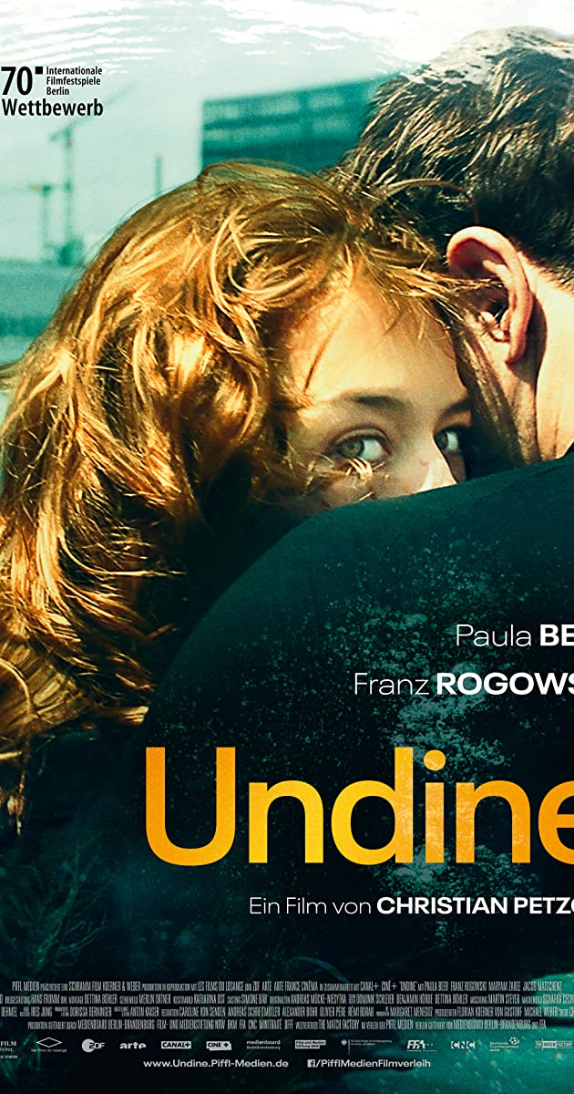 Download Filme Undine Torrent 2021 Qualidade Hd