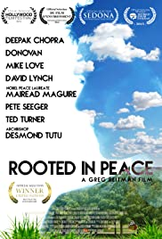 Rooted in Peace Poster