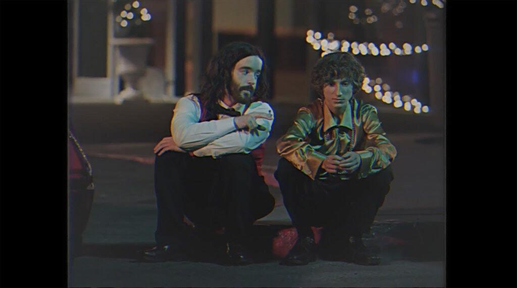 Connor Del Rio and Steele Stebbins in Donny's Bar Mitzvah (2021)