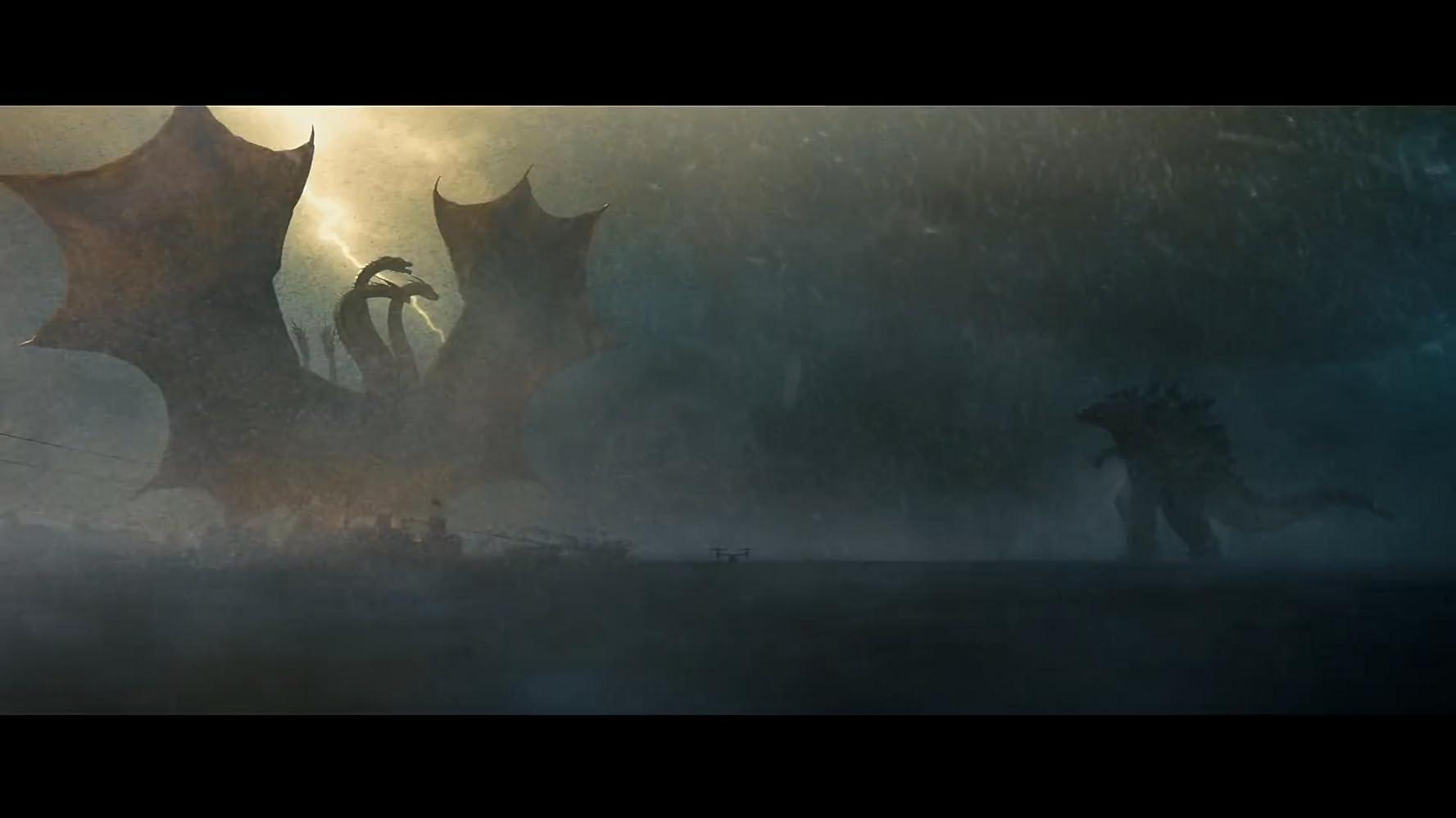 Godzilla 2 : Rey de los Monstruos