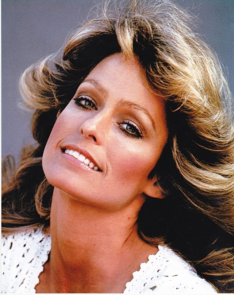 Farrah Fawcett in Charlies Angels 1976