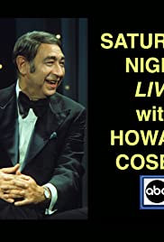 Saturday Night Live with Howard Cosell Poster