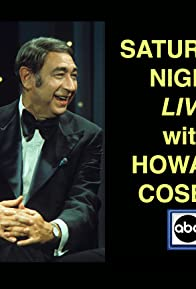 Primary photo for Saturday Night Live with Howard Cosell