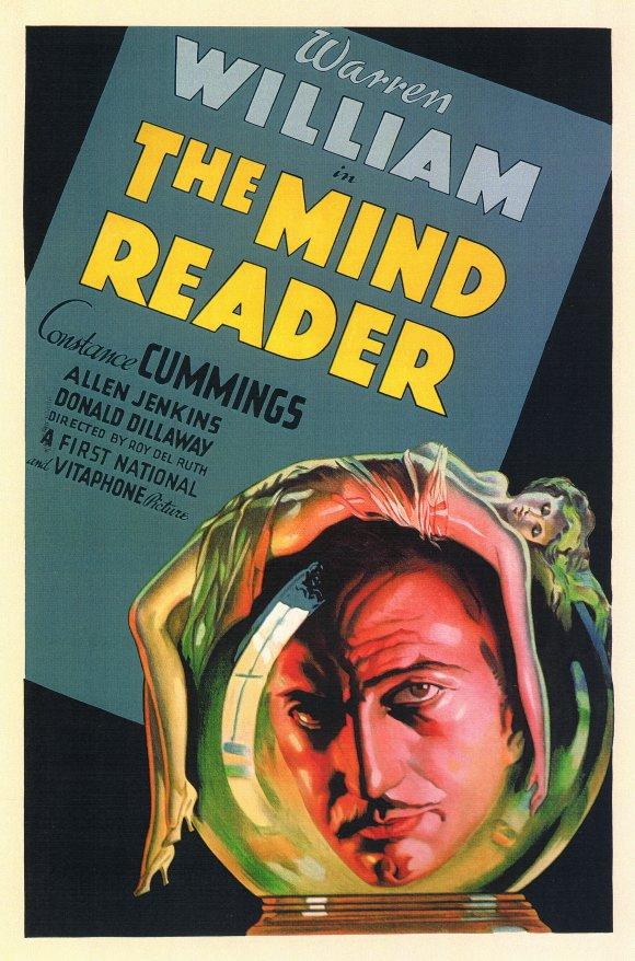 Constance Cummings and Warren William in The Mind Reader (1933)