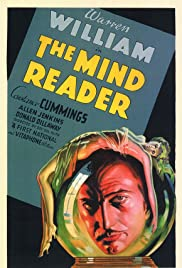 The Mind Reader (1933) Poster - Movie Forum, Cast, Reviews