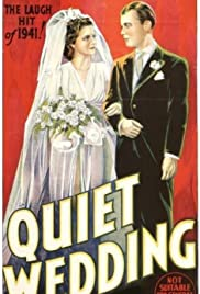 Quiet Wedding Poster
